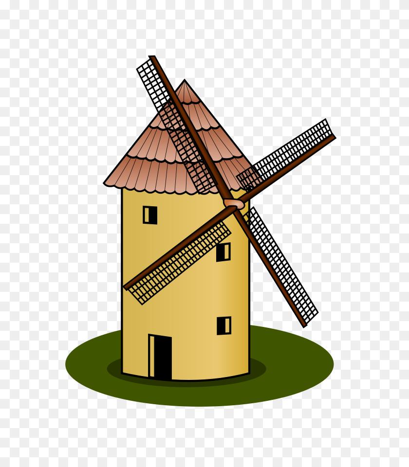 Wind Turbine Clip Art - Wind Turbine Clipart