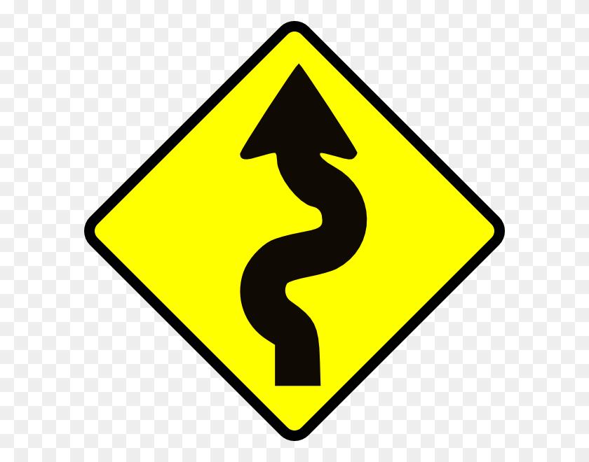Winding Road Clip Art - Road Clipart