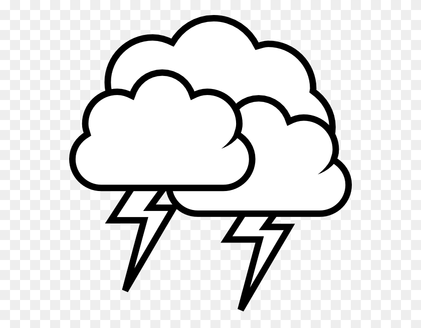 Windy Weather Clipart - Hurricane Clipart
