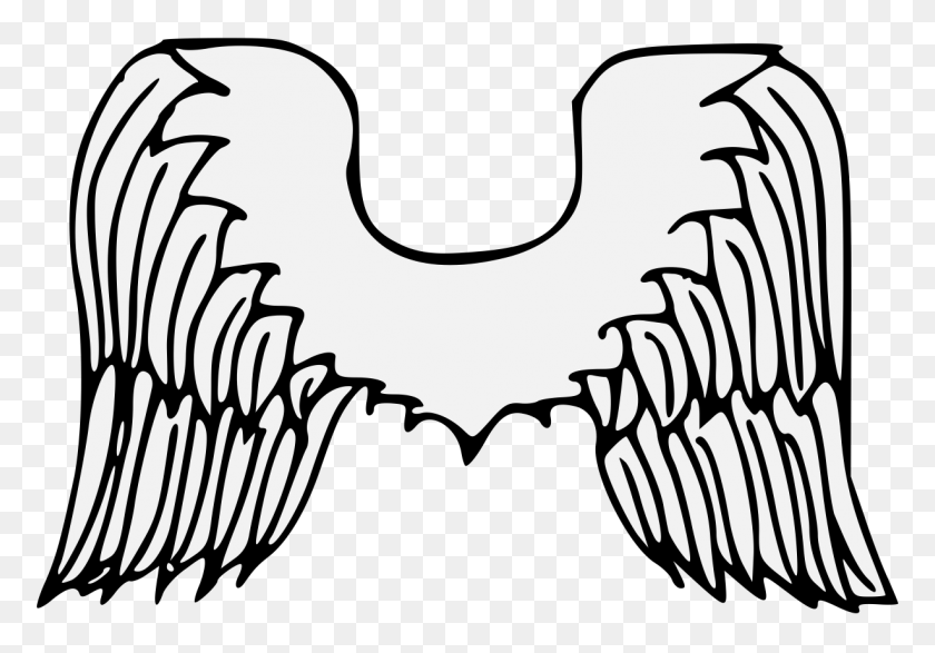 1228x831 Wings - Lure Clipart