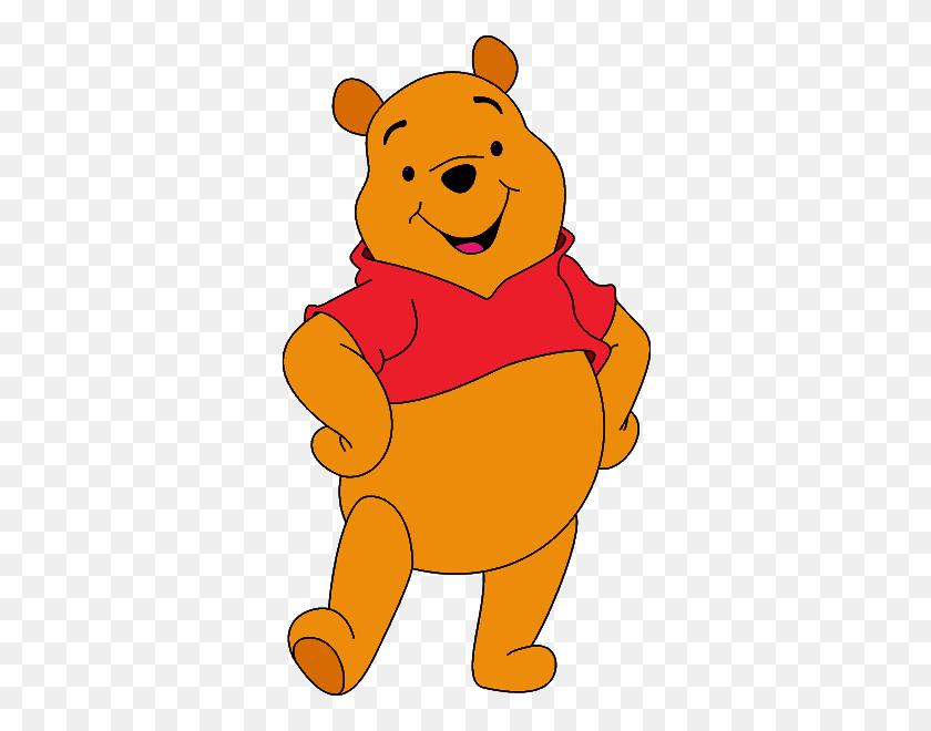 Winnie Pooh Winnie The Poeh Cards - Pooh Bear Clipart