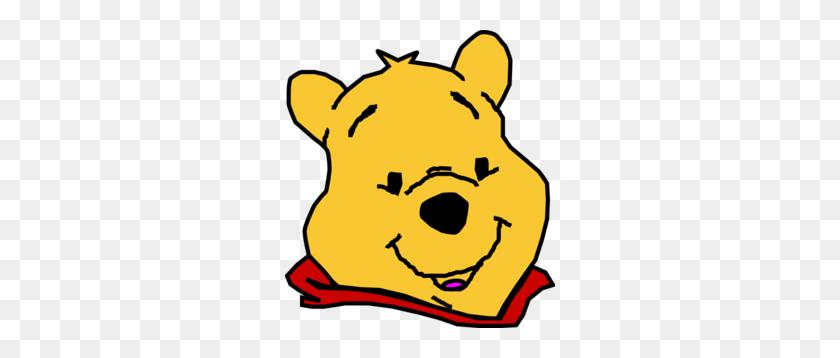 Winnie The Pooh Clip Art - Pooh Bear Clipart