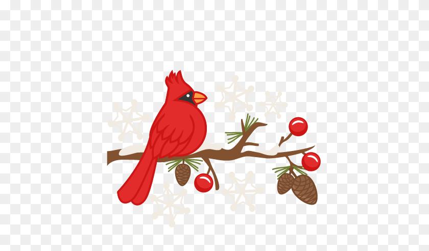 Winter Cardinal Cliparts - Cardinal Clipart