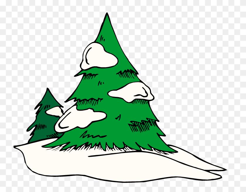 Winter Snow Clipart Transparent - Christmas Tree Clipart Transparent