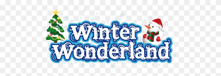 Winter Wonderland Clip Art - Winterwonderland Clipart