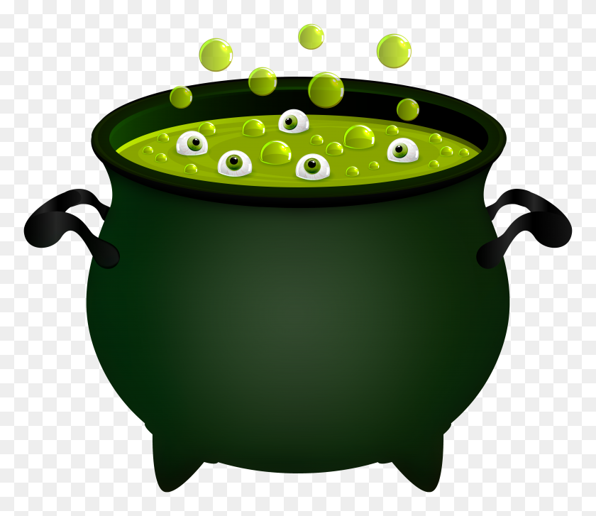 Witch Cauldron Png Clip Art - Cauldron Clipart