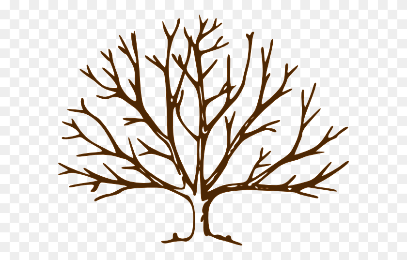 With Brown Trunk Family Tree Clipart, Explore Pictures - Family Heart Clipart