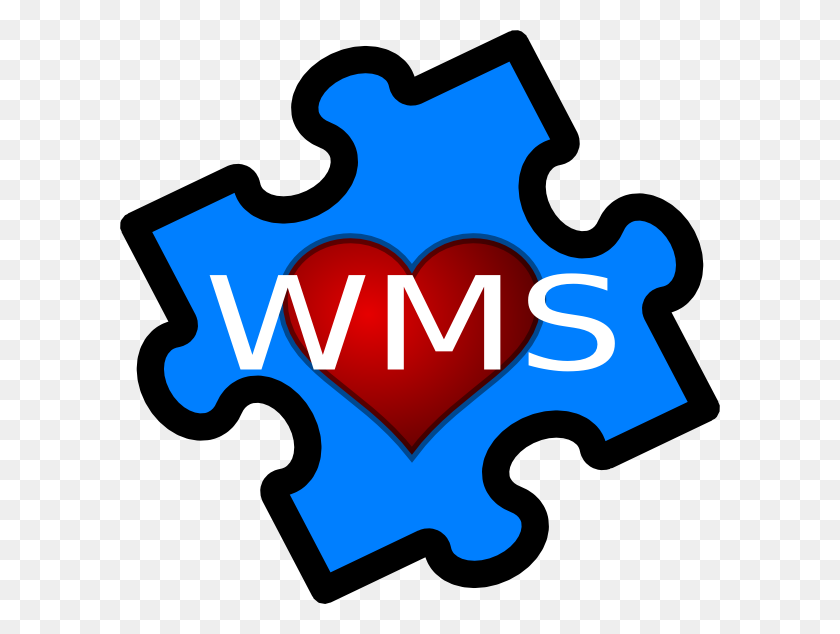 Wms Autism Team Clip Art - Team Clipart