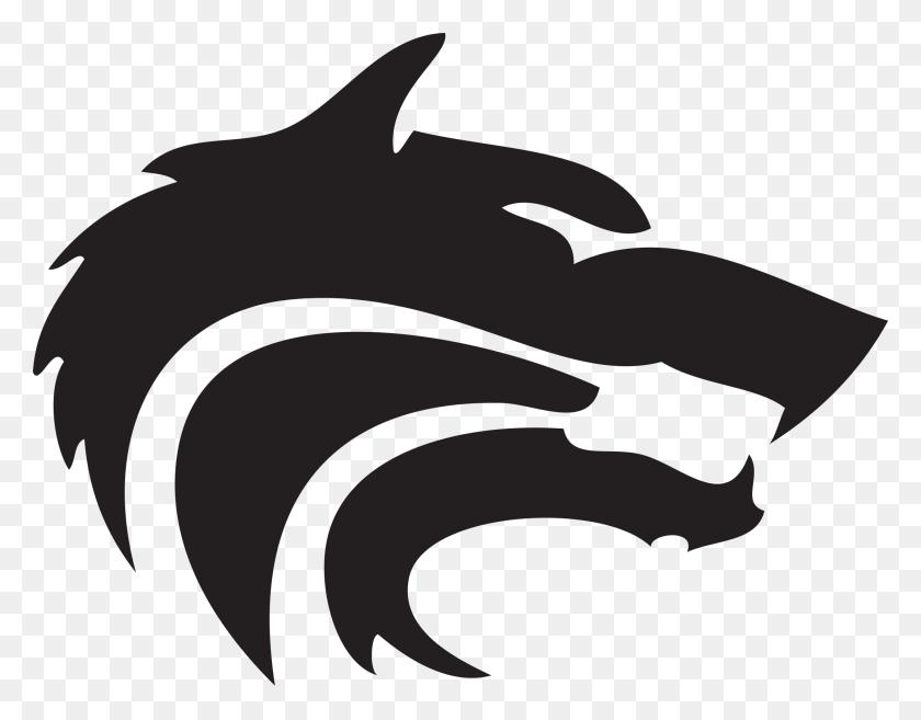Wolfpack Information Risk - Wolf Logo PNG