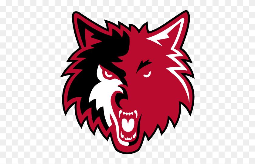 Wolves Logo Raptors Wolf - Raptors Logo PNG