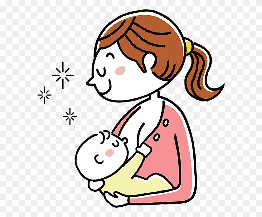 Women Babies Program - Pregnant Lady Clipart