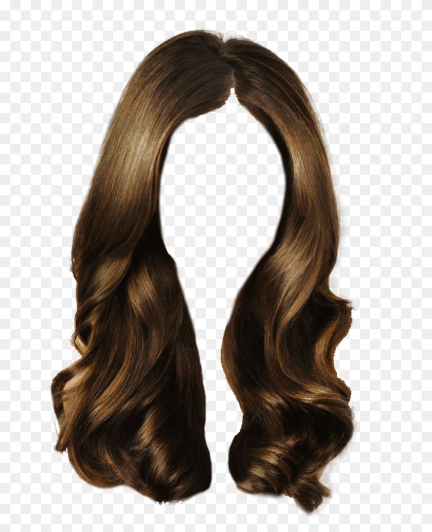 Women Hair Png Image Free - Long Hair PNG