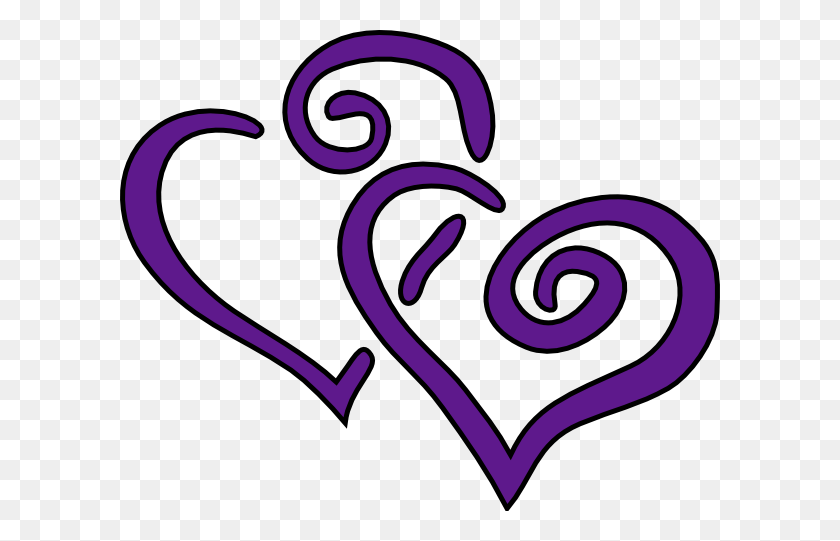 Women Helping Women October Purple Hearts - Purple Heart PNG
