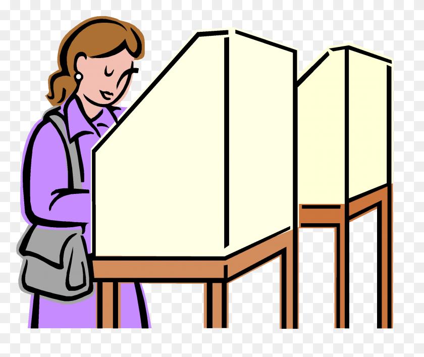 Women Voting Png Transparent Women Voting Images - Steamroller Clipart
