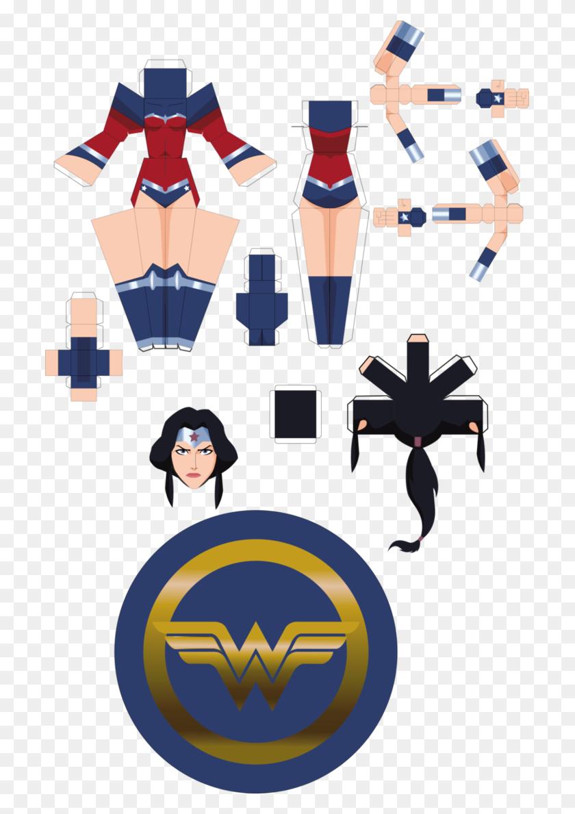 Wonder Woman - Wonder Woman Logo Clipart