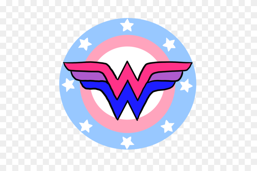 Wonder Woman Clipart Pink - Wonder Woman Clipart