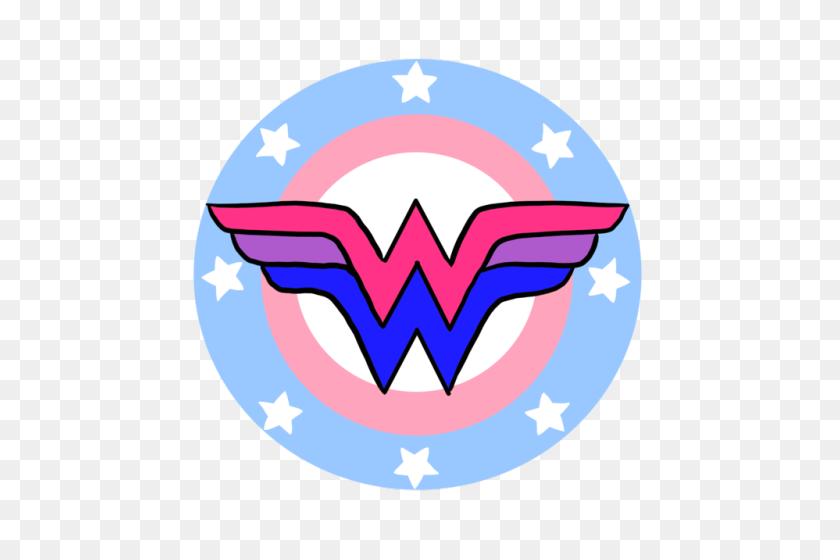 Wonder Woman Logo Tumblr - Wonder Woman Logo Clipart