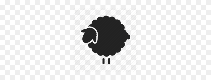 260x260 Wool Clipart - Cotton Ball Clipart