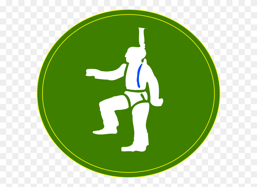 Working At Height Ppe Clip Art - Height Clipart