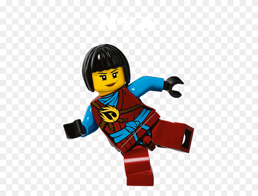 World - Ninjago PNG
