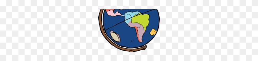 World Globe Clipart Globe Free Clipart - Earth Globe Clipart