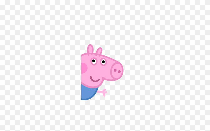 World Of Peppa Pig - Peppa Pig Clipart