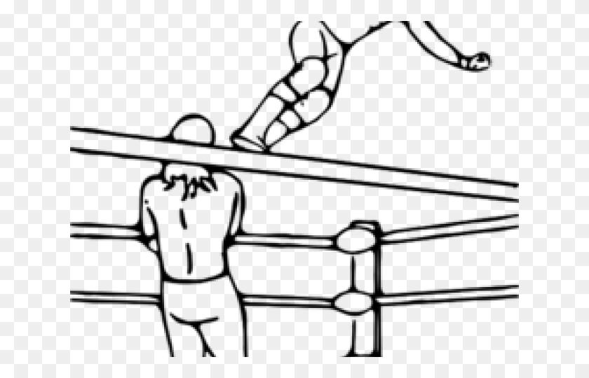 640x480 Wrestling Clipart - Arm Wrestling Clipart
