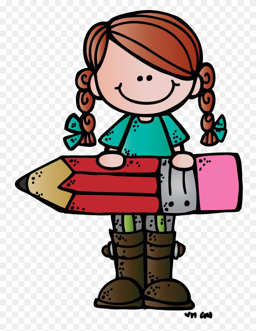Writing Clipart Melonheadz - Melonheadz Math Clipart
