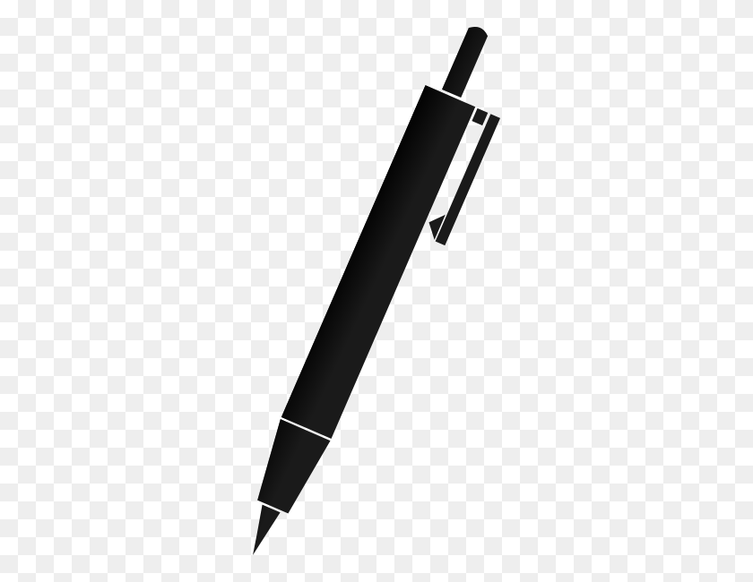 Writing Clipart To Free Writing Clipart - Pen Writing Clipart