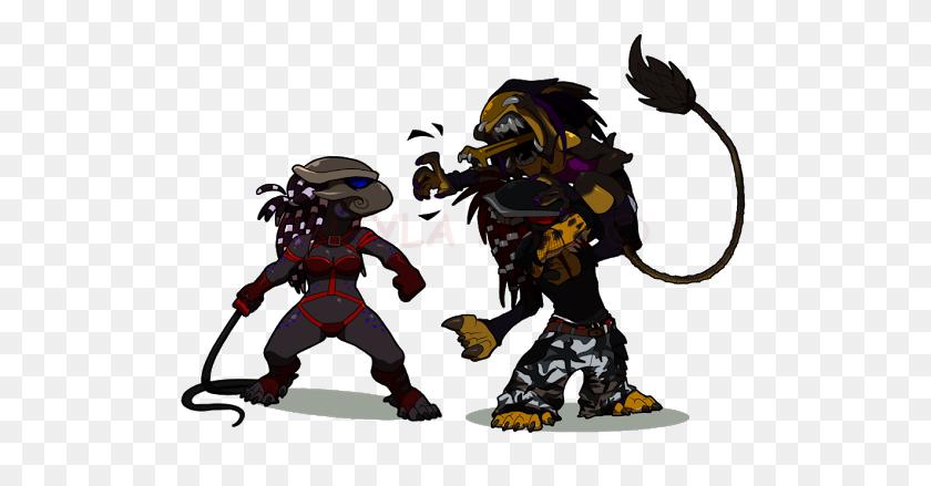 Xenomorph, Deacon, Neomorph Vs Marine Predator - Xenomorph PNG