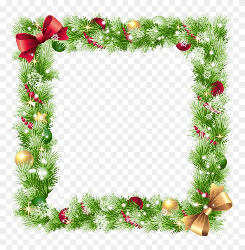Xmas Borders Arts Christmas Printables Christmas - Snowflake Border PNG