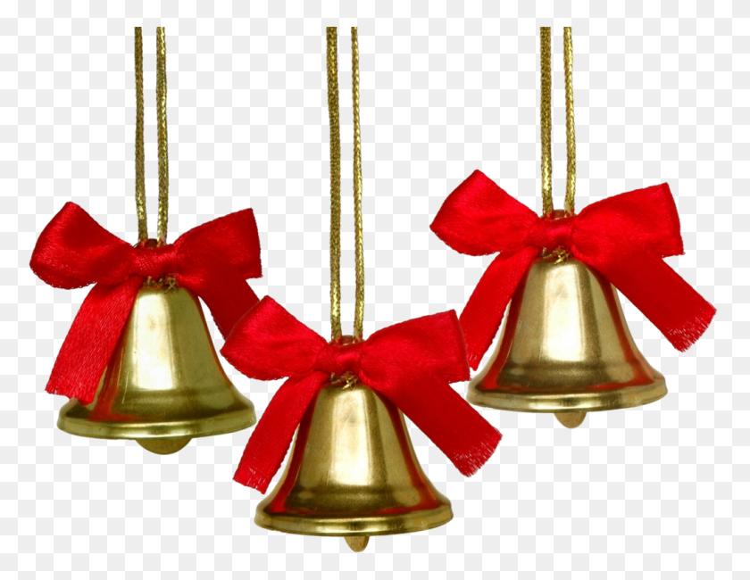 Xmas Christmas Ornaments Bell - Xmas PNG
