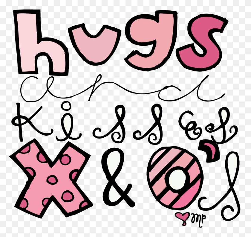 Xoxo Cliparts - Hug Clipart