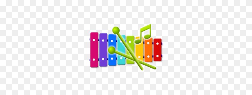 Xylophone Clipart Transparent - Marimba Clipart