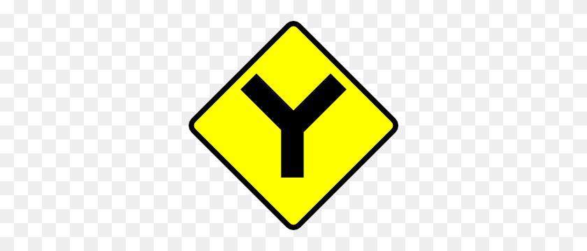 Y Road Clip Art - Road Clipart