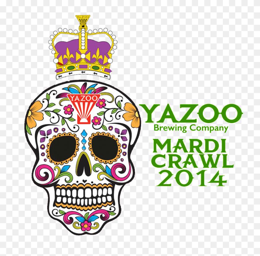 1024x1006 Yazoo Mardi Gras Pub Crawl Nashville Guru - Mardi Gras PNG