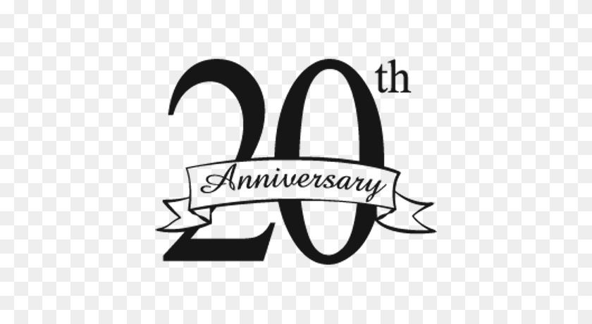 Years Anniversary Badge Transparent Png - Anniversary PNG