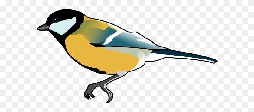 Yellow Bird Clip Art - Yellow Bird Clipart
