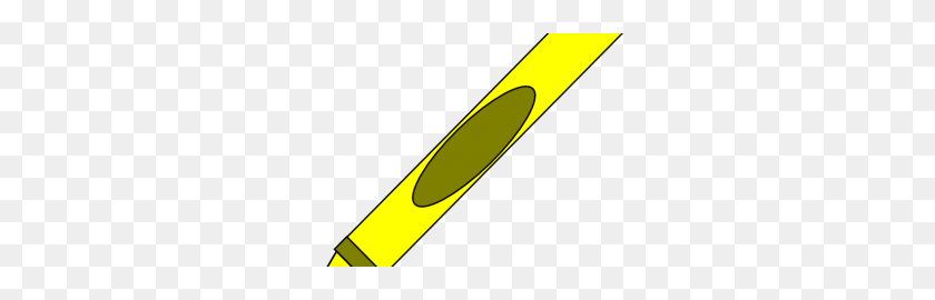 Yellow Crayon Clipart, Yellow Crayon Clip Art - Yellow Crayon Clipart