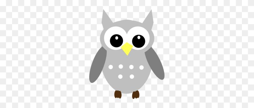 Yellow Gray Owl Clip Art Classroom Ideas Owl, Gray - Thanksgiving Owl Clipart