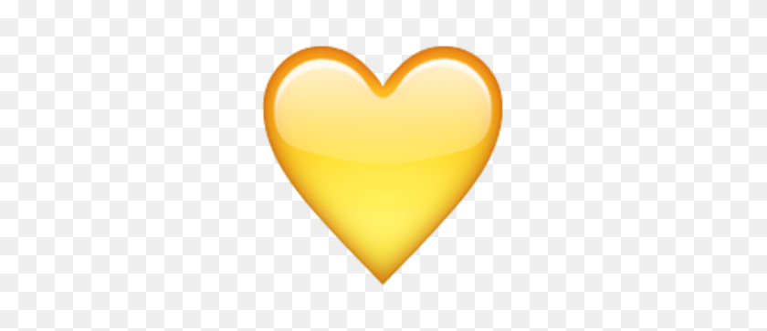 Yellow Heart Emoji What Does Yellow Heart Emoji Mean On Snapchat - Yellow Heart Emoji PNG