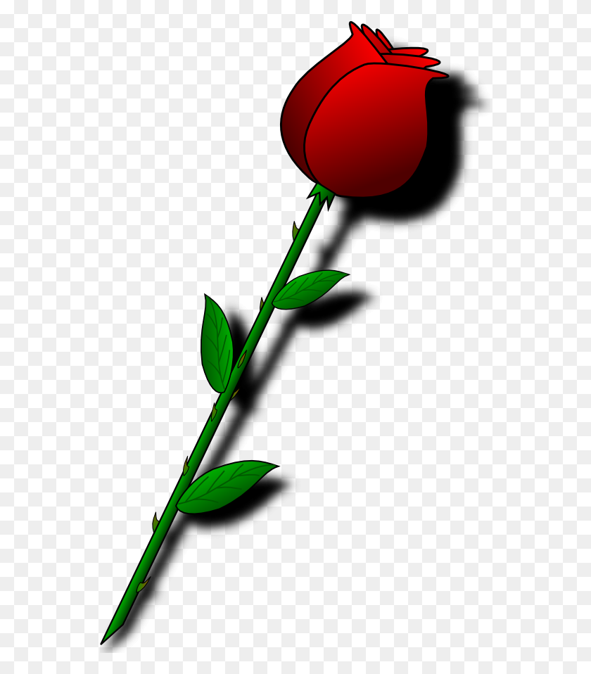 Yellow Rose Clip Art - Yellow Rose Clipart