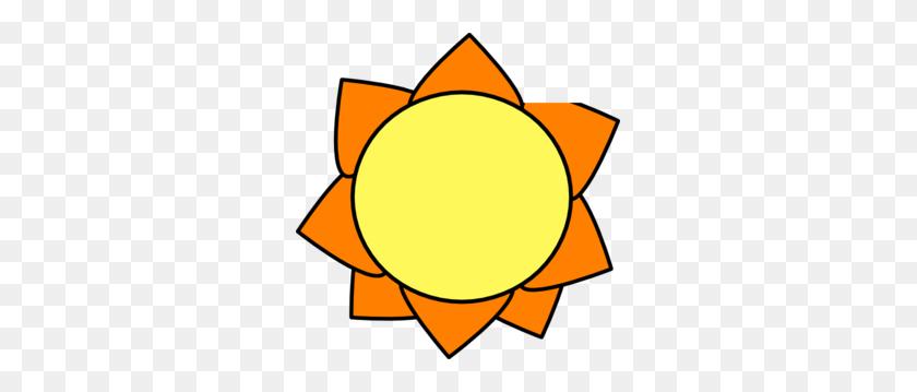 Yellow Sun Clipart - Yellow Sun Clipart