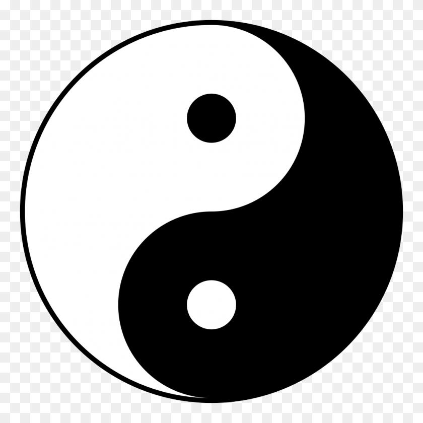 Yin Yang - Yin And Yang PNG