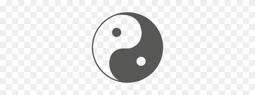 Yin Yang Logos To Download - Yin And Yang PNG
