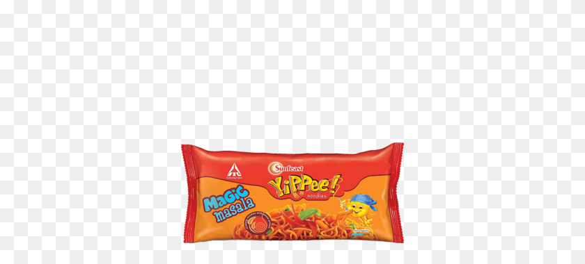 Yippee Magic Masala Noodles G - Noodles PNG