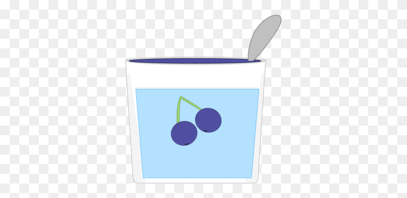 Yogurt Clipart Yogurt Cup - Frozen Yogurt Clipart
