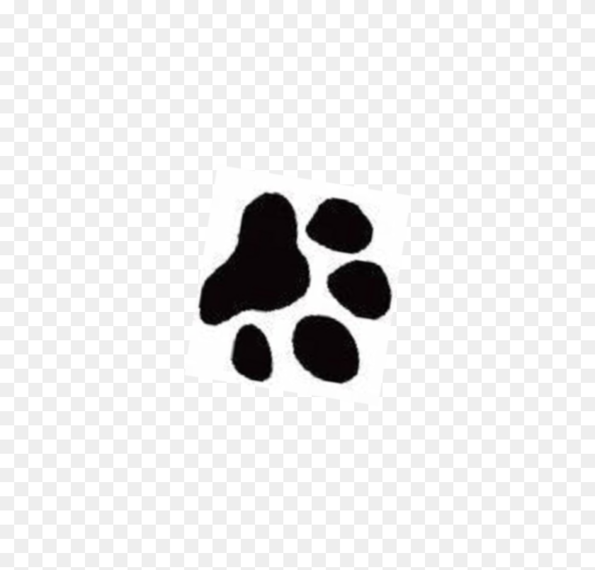 Yorkshire Terrier Cat Cougar Paw Clip Art - Dog Footprint Clipart