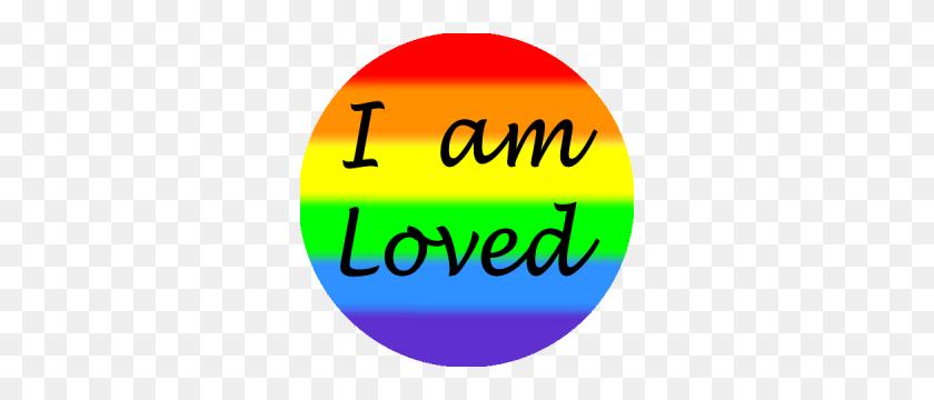 You Are Loved! Casa De Cristo - We Love You Clipart