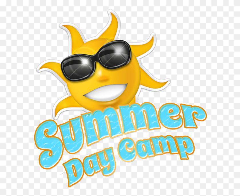Youth Summer Day Camp - Summer Sale Clipart